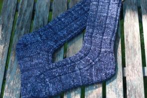 simple skyp socks