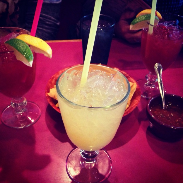drinking at el puerto