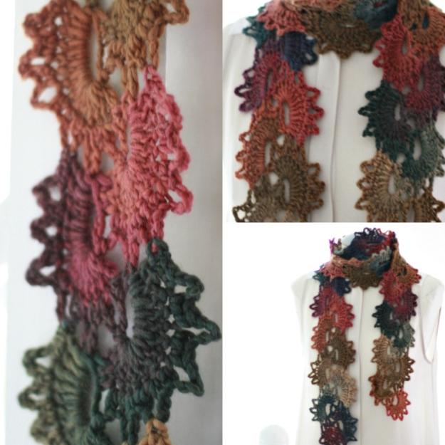 queen anne scarf mochi plus