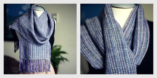 winter solstice scarf