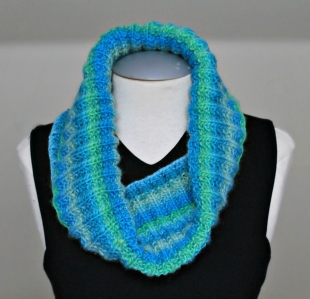squishy ribbed cowl 3