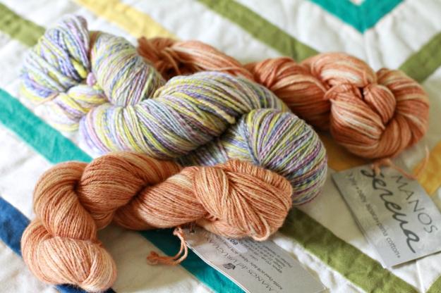 spring woven scarf1