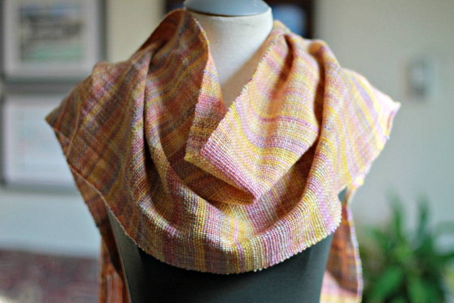 spring woven scarf4