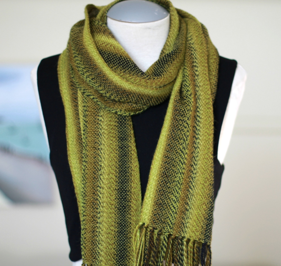 olive shawl3