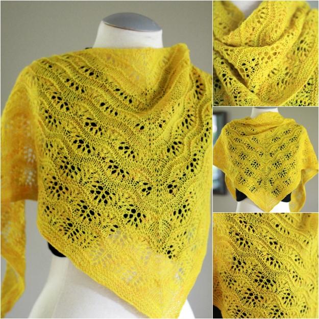 best marigold shawl