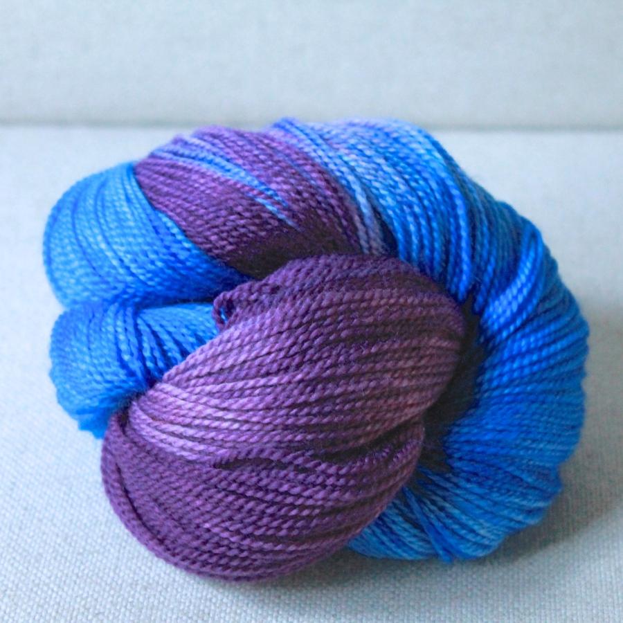 sky blue violet