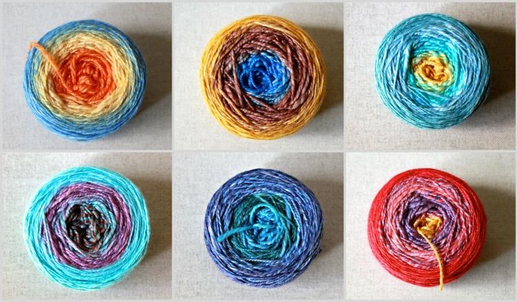 shawl kit handspun
