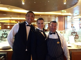 our waiters
