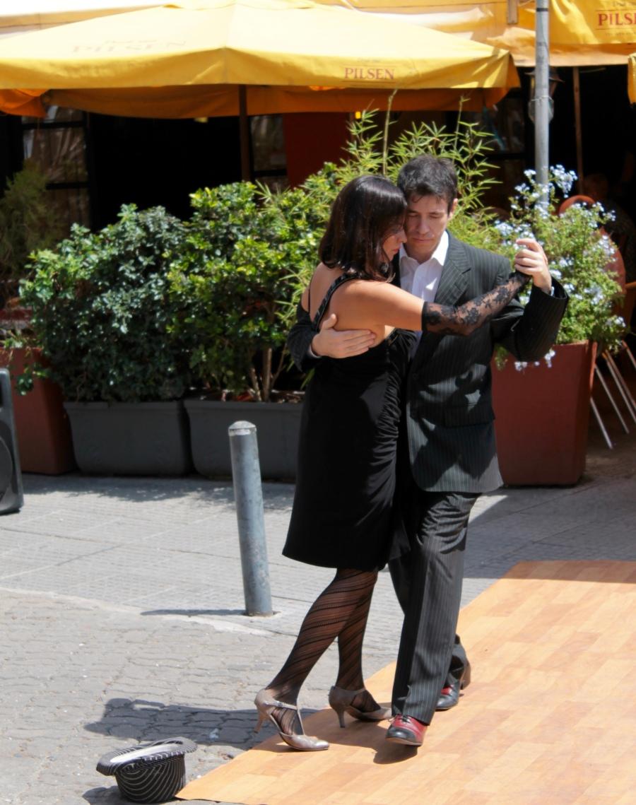 Tango in Montevideo, Uruguay