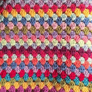 granny-stripe-baby-blanket